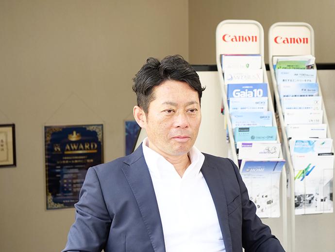 株式会社埼玉測機社 大井英信様